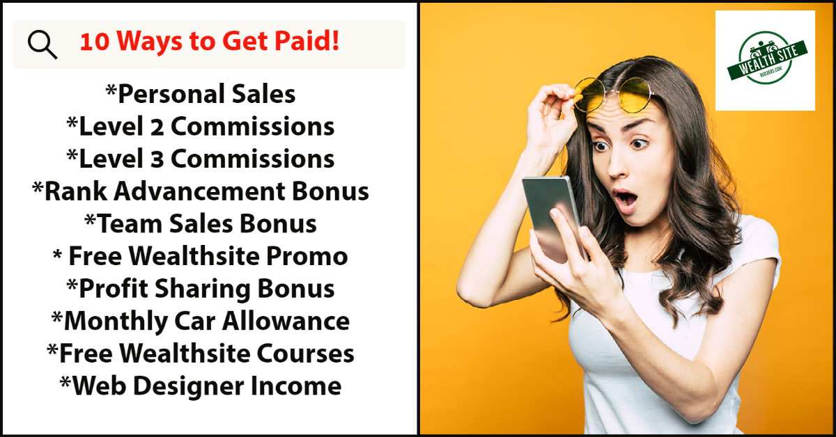 10 Ways to Get Paid!